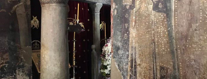 Saint Nicholas Orphanos is one of Tempat yang Disukai Carl.