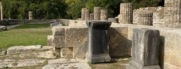 Temple of Zeus is one of Wonders.