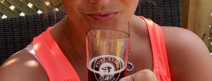 Uncle Leo's Brewery is one of Posti che sono piaciuti a Ryan.