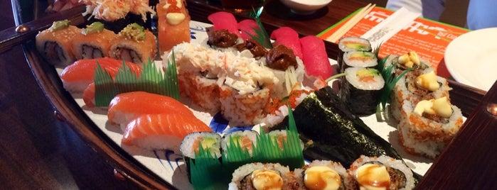 Sushi Yoshi is one of To taste in Riyadh.