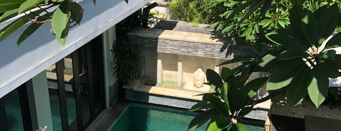 The Residence Seminyak is one of Bali.