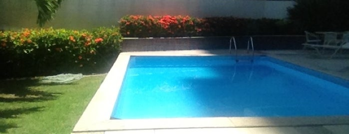 Piscina do Itaigara Parque Residence is one of Muriloさんのお気に入りスポット.