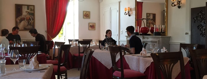 La Cour d'Eymet is one of Restaurants.