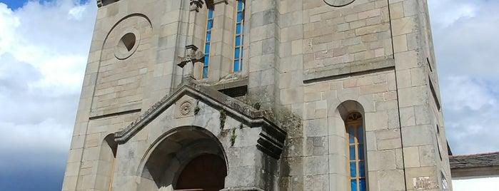 Iglesia De Santa Marina is one of Lieux qui ont plu à Roi.