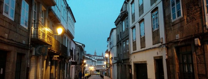 Rúa de San Pedro is one of North Spain.