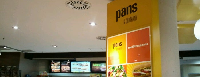 Pans & Company is one of Lugares favoritos de Paco.