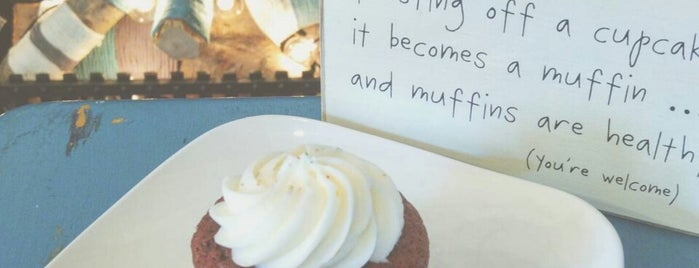 Lucy & Leo's Cupcakery is one of Best Date Places in Tallahassee.