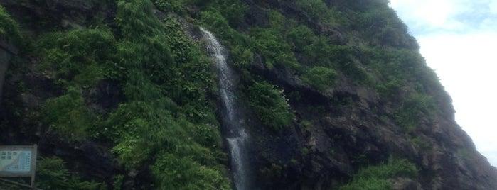 垂水の滝 is one of Kanazawa vacation.