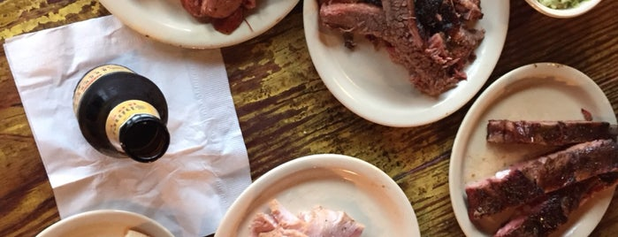 The Salt Lick is one of Austin my way.