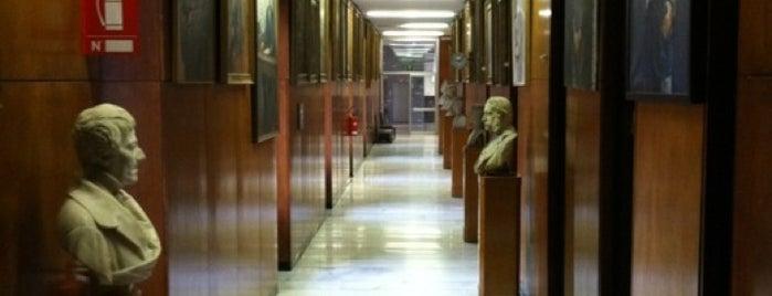 Sala di Rappresentanza del Rettorato is one of Milano, Repubblica Italiana.