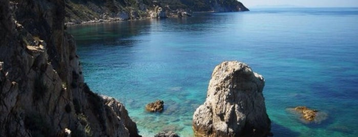 Isola d'Elba is one of Tuscany.