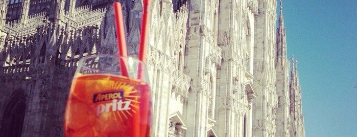 Terrazza Aperol is one of MILANO EAT & SHOP.