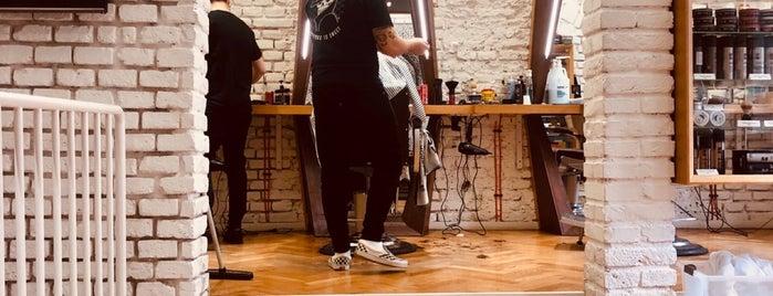 Barbershop Good Times is one of Locais salvos de Benn.