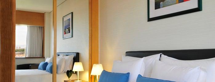 Altis Park Hotel is one of Fernando'nun Beğendiği Mekanlar.