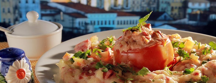 Escondidinho Bar e Restaurante is one of Quero Conhecer!.