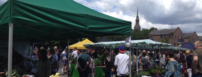 Wapping Market is one of Markets and Street Food.