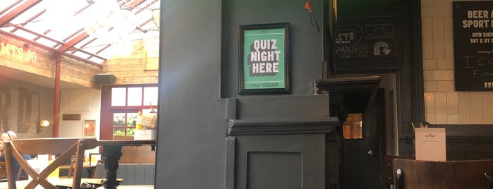The Draft House - Hammersmith is one of Greater London bar/pub.