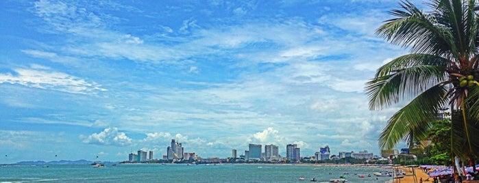 Pattaya Beach South End is one of Thaïlande.