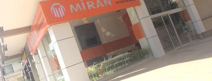 Miran Gayrimenkul Yatirim Ortakligi. is one of Locais salvos de Nurdan.