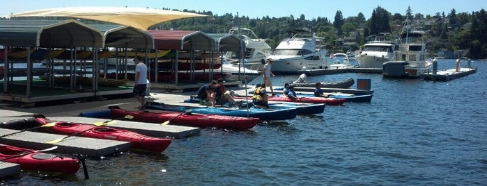 Agua Verde Paddle Club is one of Seattle Restaurants.