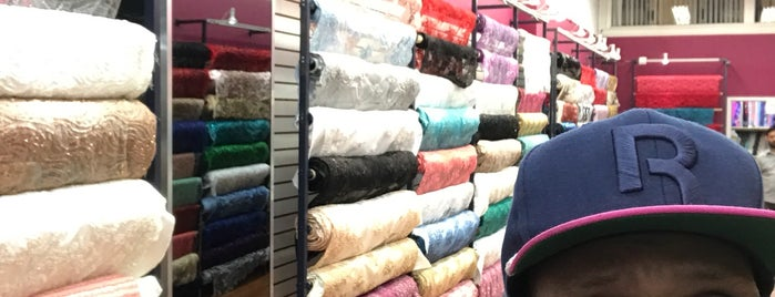 Moon Fabric is one of Ribbons, Trim, Bead, Fabric.