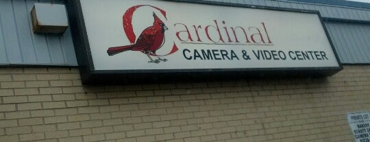 Cardinal Camera is one of Taylor 님이 좋아한 장소.