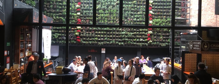 Mercado Roma is one of Food/Drink Favorites: Mexico City.