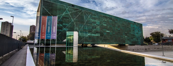 Museo de la Memoria y los Derechos Humanos is one of sabtiago.