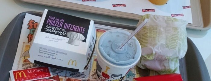 McDonald's is one of Lugares favoritos de Bruno.