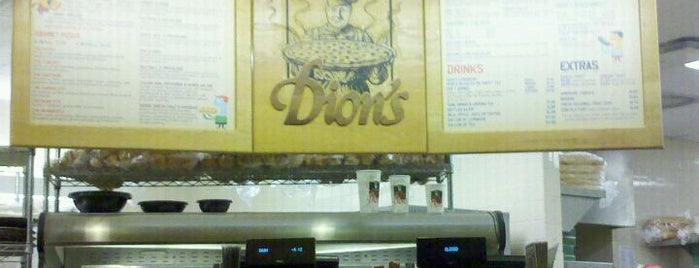 Dion's is one of Favorite ABQ spots.