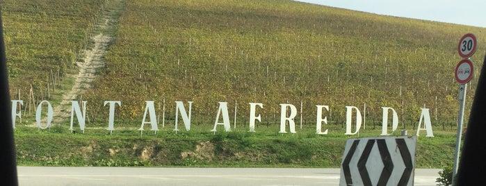 Fontanafredda is one of Lugares favoritos de Gabriel.