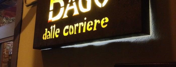 Bago Dalle Corriere is one of ristoranti.