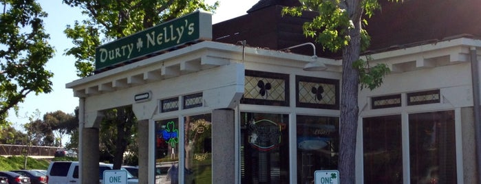 Durty Nelly's Irish Pub & Restaurant is one of Drink & Quiz in Los Angeles.
