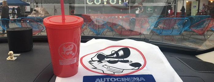 Autocinema Coyote is one of Locais curtidos por Cynthia.