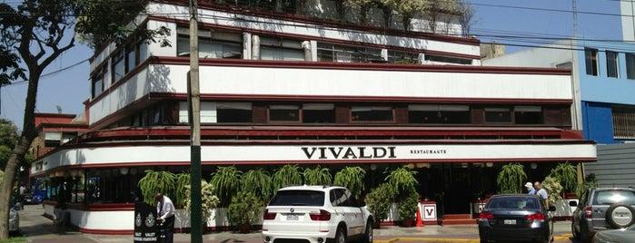 Vivaldi is one of Дима : понравившиеся места.