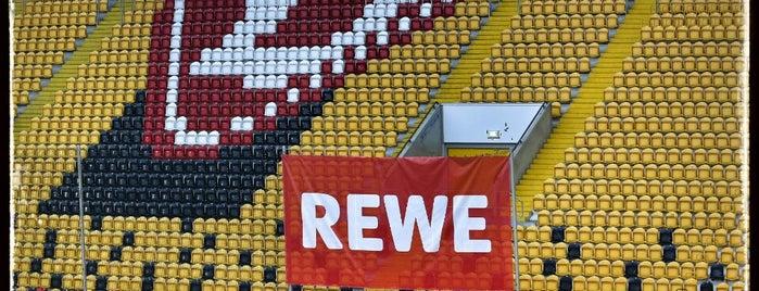 Rudolf-Harbig-Stadion is one of Part 1~International Sporting Venues....