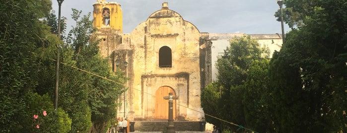 Iglesia De Santiago Apóstol Ocuitico is one of Morelos.