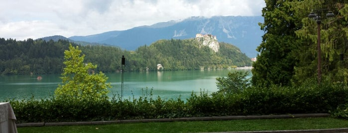 Vila Bled is one of Bled.