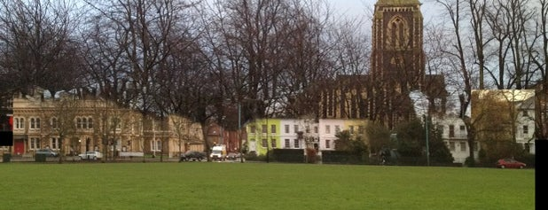 Turnham Green is one of Must-visit Great Outdoors in London.