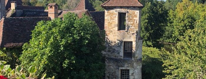 Carennac is one of Les plus beaux villages de France.