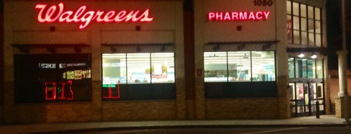 Walgreens is one of Los Ángeles.
