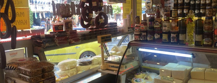EYFAT Süt Market is one of สถานที่ที่บันทึกไว้ของ Emre.
