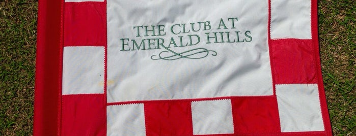 The Club at Emerald Hills is one of Orte, die TIm gefallen.