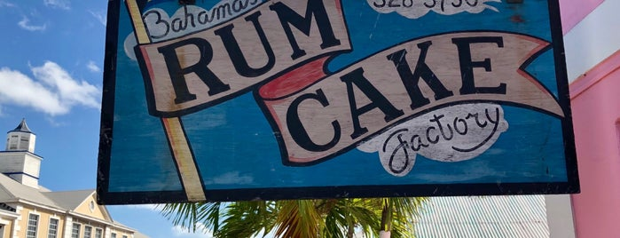 Bahamas Rum Cake Factory is one of Bahamas.