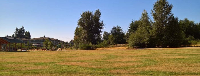 Kettle View Park is one of Olympia.