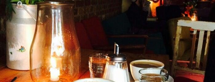 Lerchen und Eulen is one of Berlin Work-Coffee-Tour.