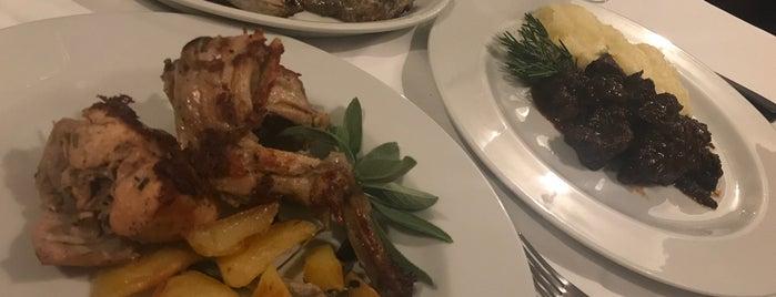 Trattoria da Badò is one of Volterra - Lunch\Dinner.