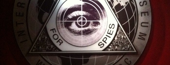 International Spy Museum is one of Trips / Washington, DC.