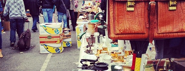 Flohmarkt am Naschmarkt is one of Flea markets of the world.