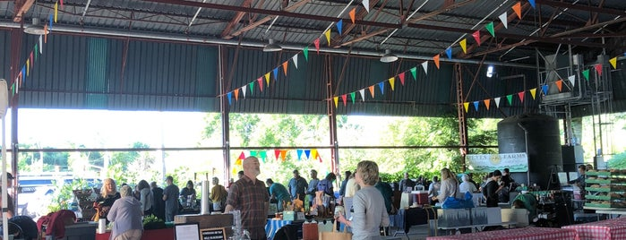 Evergreen Brick Works Farmers Market is one of Toronto 2.
